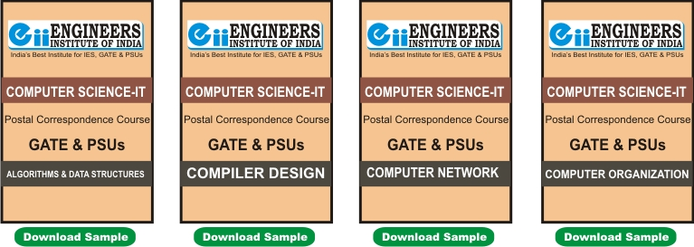 GATE Postal Course CSE